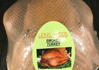 Replica Smoked Whole Turkey