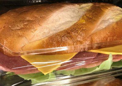 Replica Deli Sub Sandwich