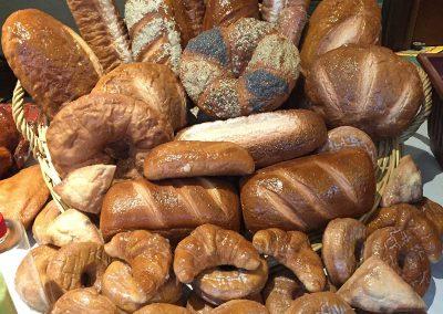 Replica Bread and Rolls