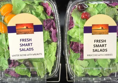 Replica Family Size Salads
