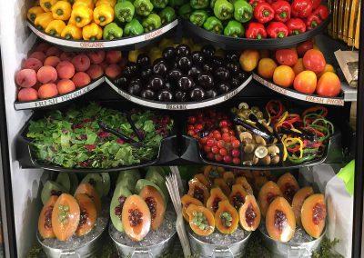 Fresh Produce Arrangement